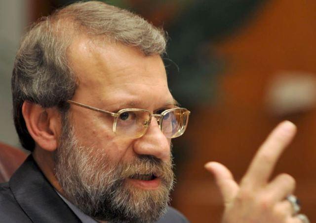 لاریجانی: خط قرمز هسته ای طبق فتوای رهبر ایران فقط تولید سلاح است