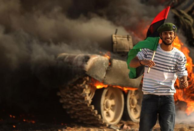 لیبی پس از انقلاب