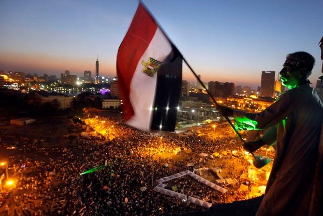 باد تغییر در مصر