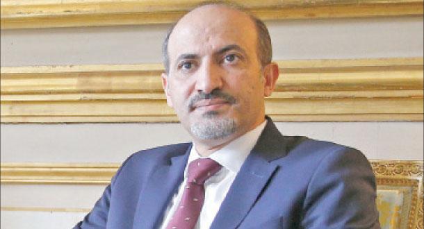 رئیس ائتلاف ملی سوریه: نامزد دوباره پست ریاست ائتلاف ملی نخواهم شد