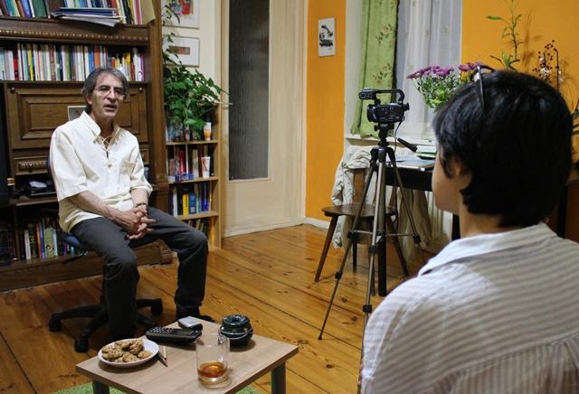 شهروز رشید: ادبیات تبعید، ناگفته های ایران نیست