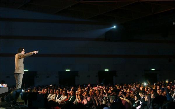 گسترش کنسرتهای پاپ در اردبیل مورد انتقاد قرار گرفت