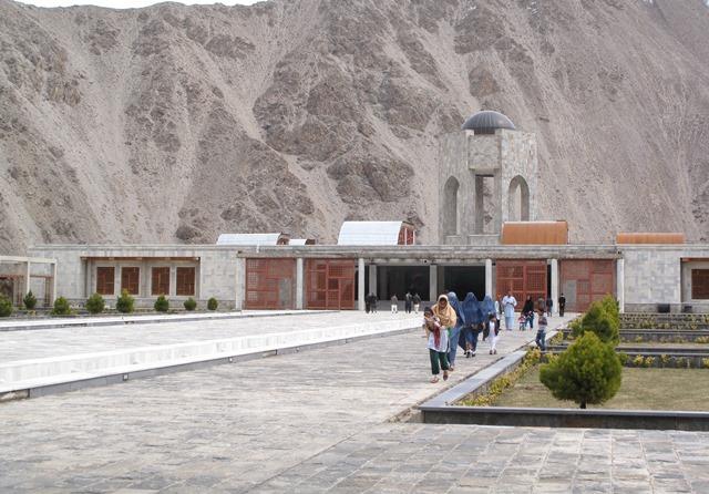 آرامگاه احمد شاه در پنجشیر؛ یادگار جهاد و مقاومت