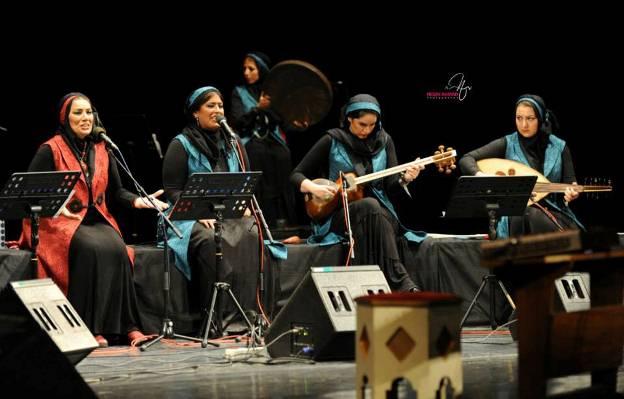 قاچاق صدای زنان خواننده ایرانی