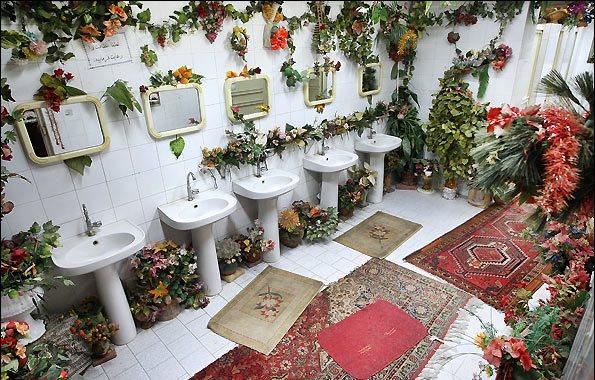 اندر حکایت معضل توالت های عمومی در ایران