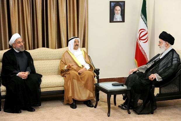 گام های اولیه گسترش روابط کویت و تهران برداشته شد