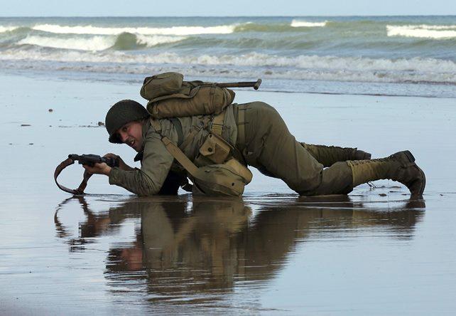 گزارش تصویری از مراسم سالگرد روز دی (D-Day)