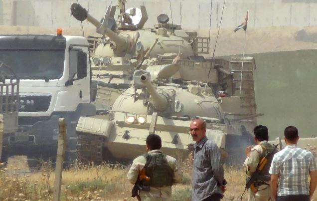انقلابیون عشایر عراق: برای سرنگونی مالکی آماده می شویم