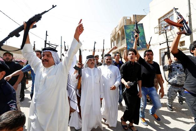 """فتوای آیت الله سیستانی برای مقابله با """"داعش"""""""