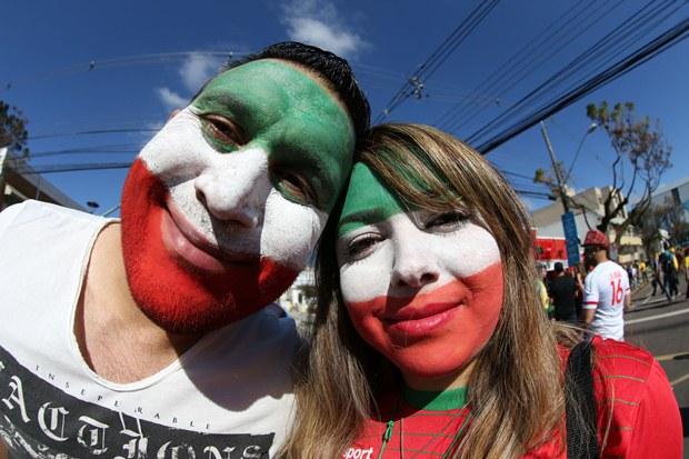 بازی ایران-نیجریه؛ از طرفداران تا سیاستمداران به روایت تصویر