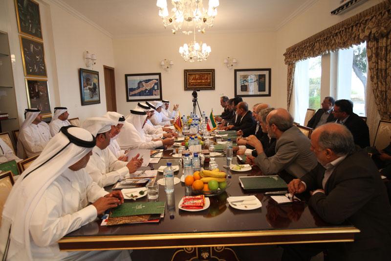 قطر در قشم سرمایهگذاری میکند