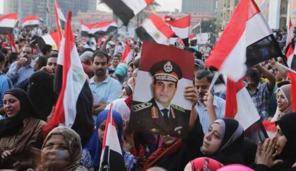 سیسی از انقلاب سوریه حمایت خواهد کرد