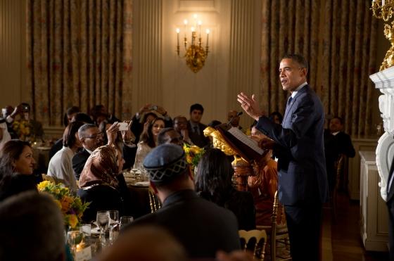 اوباما آغاز ماه رمضان را تبریک گفت