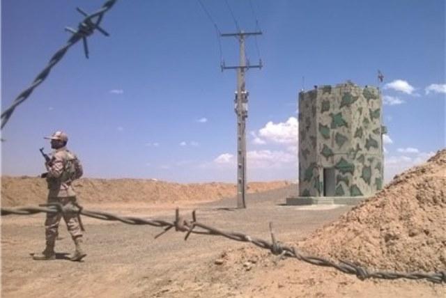 آماده باش ارتش ایران در مرز با عراق