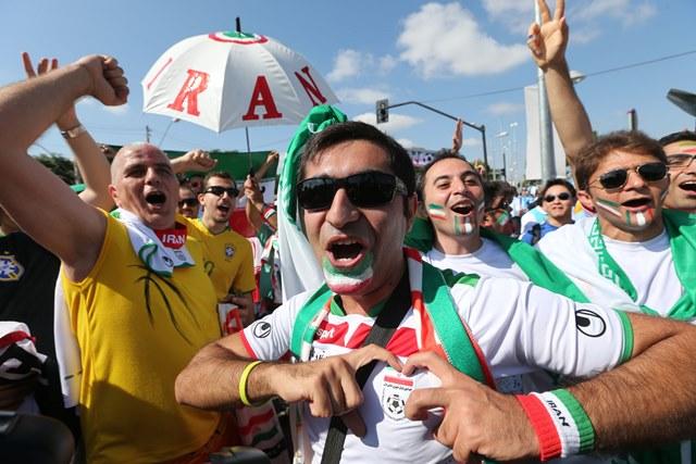 مقامات سیاسی بازی ایران در مقابل آرژانتین را تحسین کردند