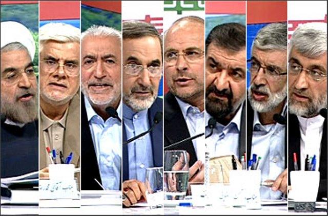 دعوت روحانی از ۷ رقیب انتخاباتی اش