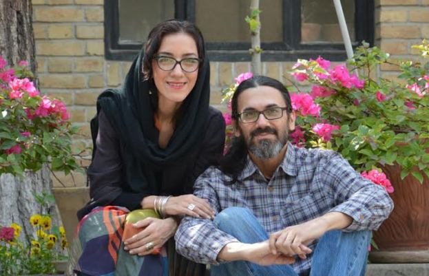 زیورآرایه های باغ ایرانی روایتگر نقره ای قصه های کهن