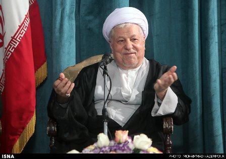هاشمی رفسنجانی: فعلاً حضورم را در نماز جمعه مناسب نمیبینم