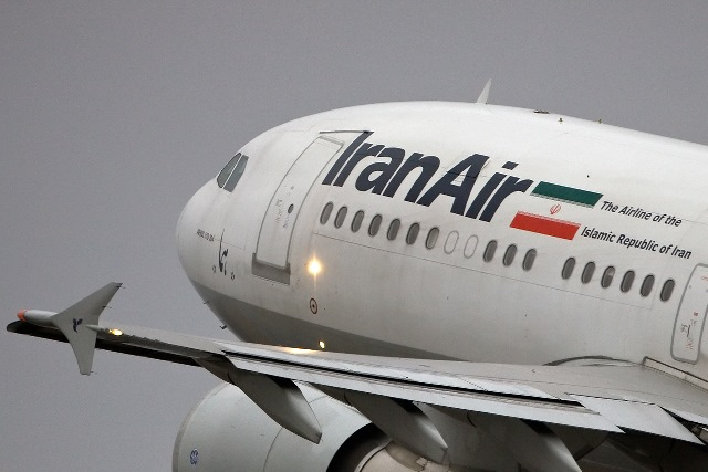ایران قطعاتی را برای هواپیماهای زمینگیرش دریافت کرده است