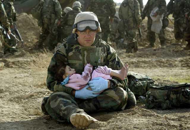 هیچ سواره نظامی برای نجات نمی آید