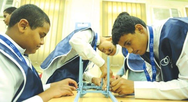 """برنامه """"کشف می کنم""""، تحول گر علوم و ریاضیات در عربستان سعودی"""