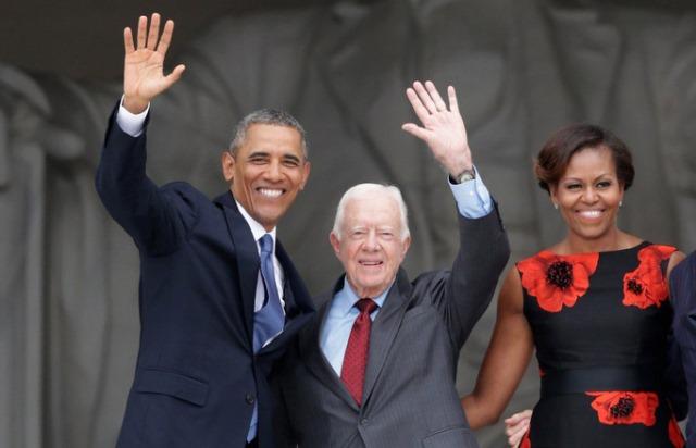 اوباما؛ نسخه پرزرق و برق جیمی کارتر