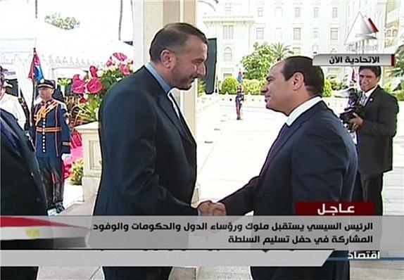 امیرعبداللهیان: امیدواریم اشتباهات دوران مرسی تکرار نشود