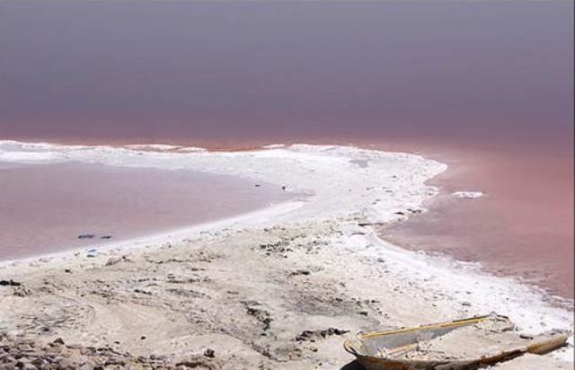 آغاز اقدامات نجات دریاچه ارومیه از اول تیر ماه
