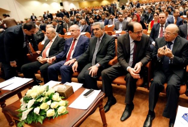 ناکامی پارلمان جدید عراق در انتخاب سه رییس در نخستین جلسه