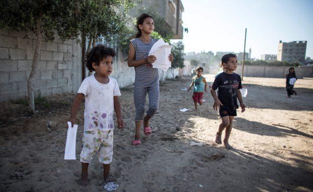 تراژدی غزه