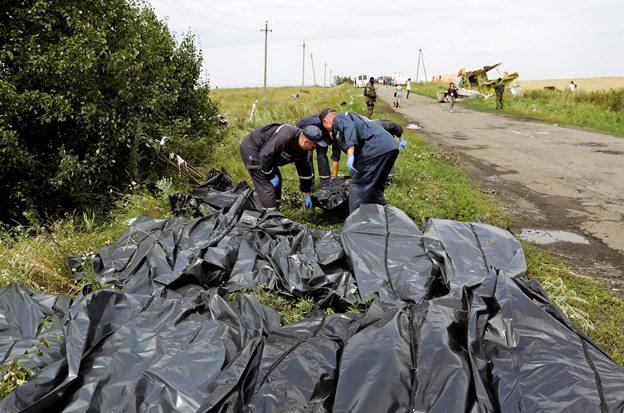 اولین اجساد قربانیان هواپیمای مالزی چهارشنبه به هلند می رسد
