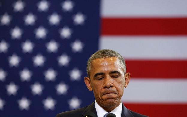 بحران ساخت واشنگتن