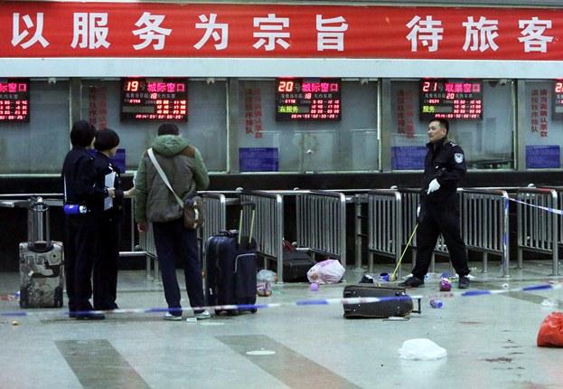 ده ها کشته بر اثر حمله تروریستی در چین