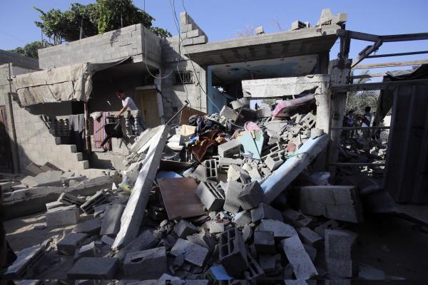 پیشنهاد آمریکا برای تاسیس بندر در غزه