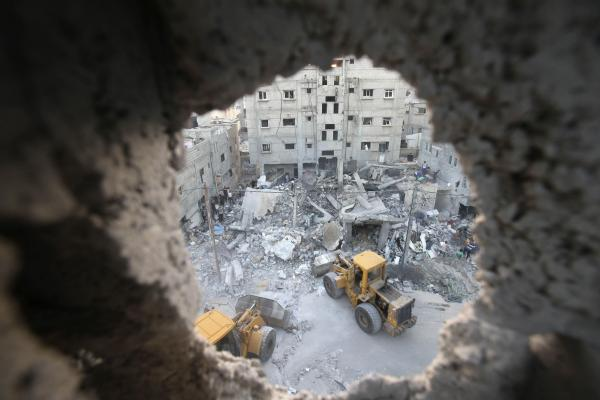 از غزه تا موصل، کشتار ادامه دارد