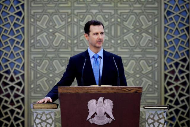 تبریک اسد، تو پیروز شدی