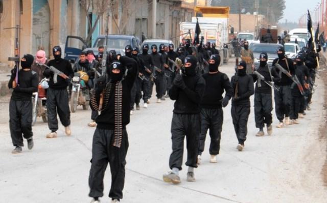 بررسی جغرافیای مناطق تحت کنترل داعش