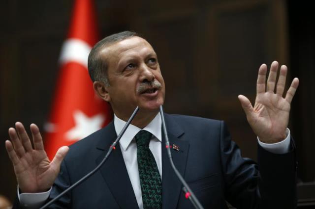آیا اردوغان بدون این که بداند خودزنی می کند؟