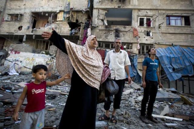 نشست شورای امنیت سازمان ملل درباره اوضاع غزه