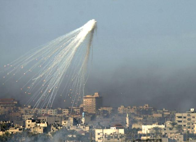 بررسی وضعیت غزه