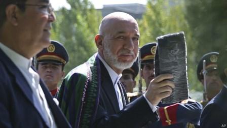 کرزی: تعداد زیادی 'تروریست خارجی' وارد افغانستان شدهاند