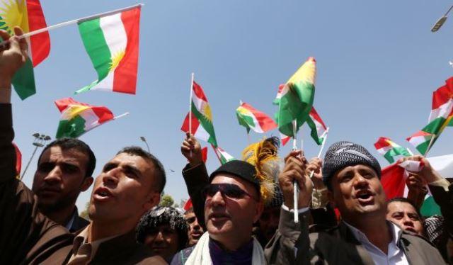 عراق در حال فروپاشی است و کردها برای استقلال آماده می شوند