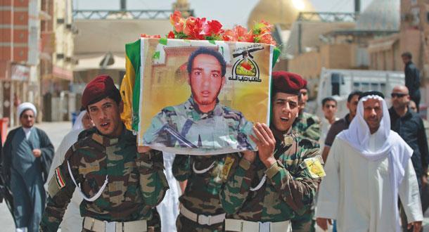 هشدار مشاوران نظامی آمریکایی نسبت به خطرات کمک به نیروهای عراقی ضعیف