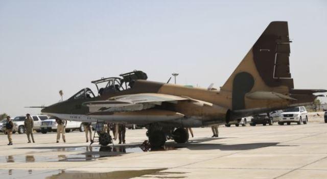 ایران ظاهرا برای مقابله با داعش جتهای سوخو به عراق داده است