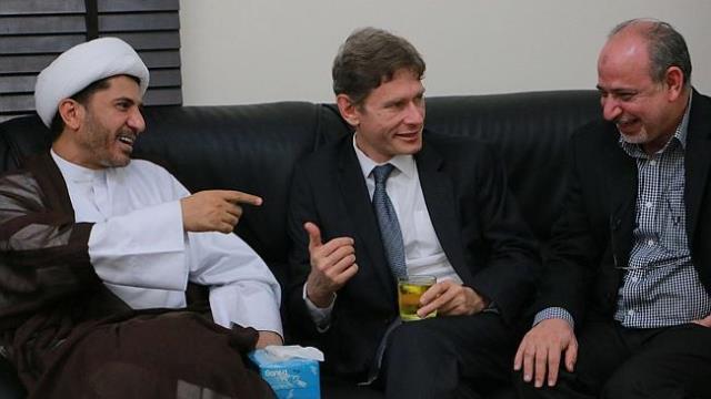 درخواست بحرین از معاون وزیر خارجه آمریکا برای ترک کشور