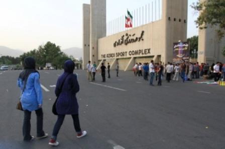 بررسی ممنوعیت حضور زنان در ورزشگاه های ایران در فدراسیون جهانی والیبال