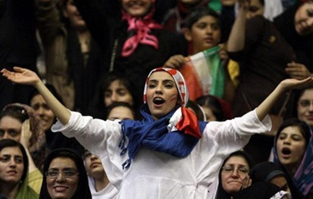 چهل و سه درصد زنان ایرانی پیگیر مسابقات جام جهانی فوتبال هستند