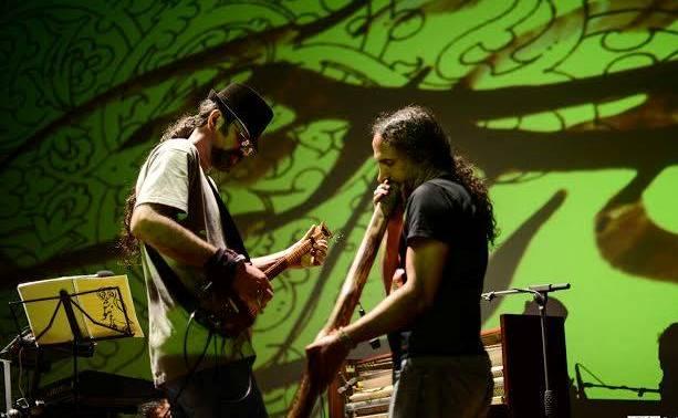گفت و گو با نوازنده ایرانی ساز استرالیایی «دیجیریدو»
