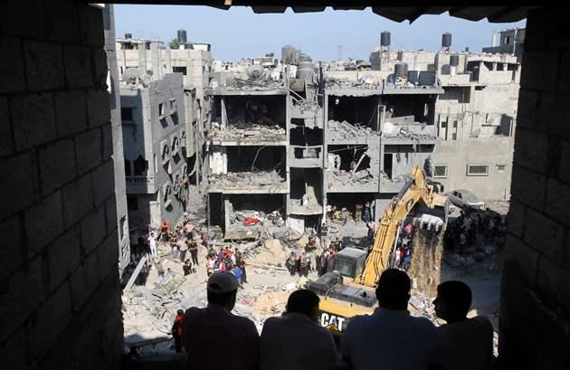 سه فرمانده ارشد حماس در غزه به دست اسراییل کشته شدند