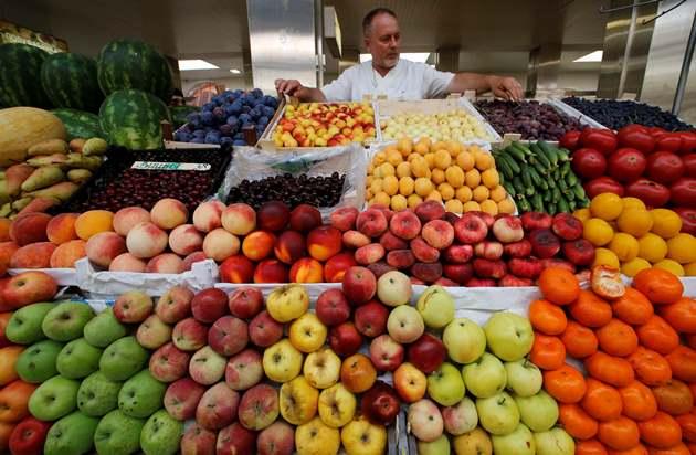 روسیه واردات موادغذایی غربی را تحریم کرد
